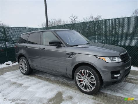 land rover gray 2016 land rover range rover sport gray 200 interior and