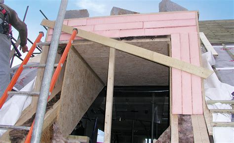 Dormer Insulation How To Insulate A Dormer Window Homebuilding Renovating