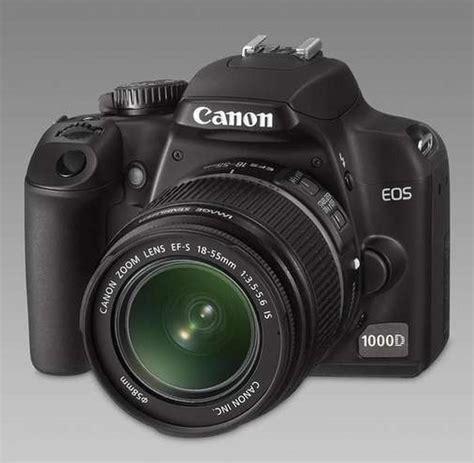 Kamera Canon 1000d Kit 18 55mm einsteigerklasse die besten spiegelreflexkameras f 252 r unter 400 welt