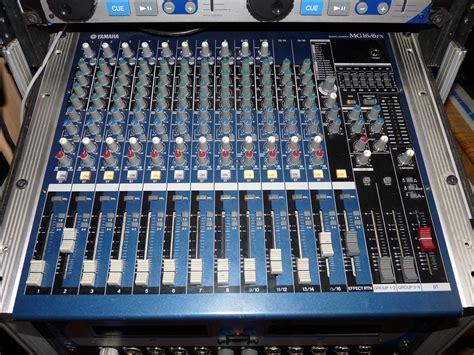 Mixer Yamaha Mg 16 Fx yamaha mg16 6fx image 287832 audiofanzine