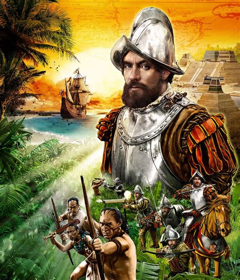 the new spaniards cortes and the spanish conquistadores in the new world spanish conquest war art