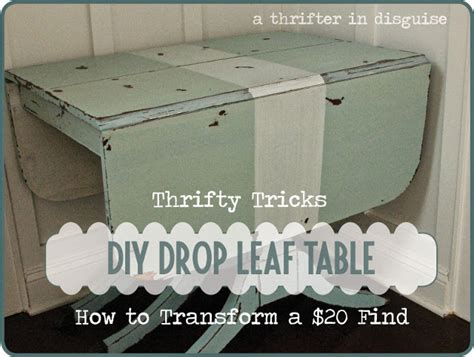Diy Drop Leaf Table From To Reality 101 Add Your Projects