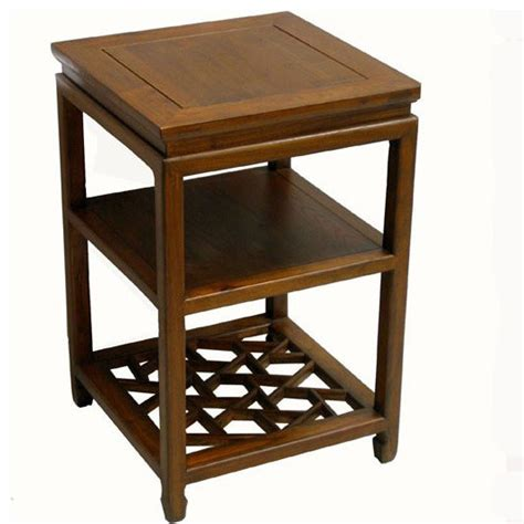 Asian Accent Table | icicle accent table asian side tables and end tables