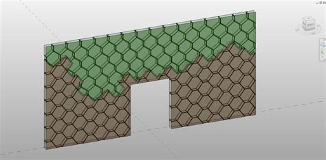 curtain wall pattern based solved multiple coloured pattern based mass curtain wall