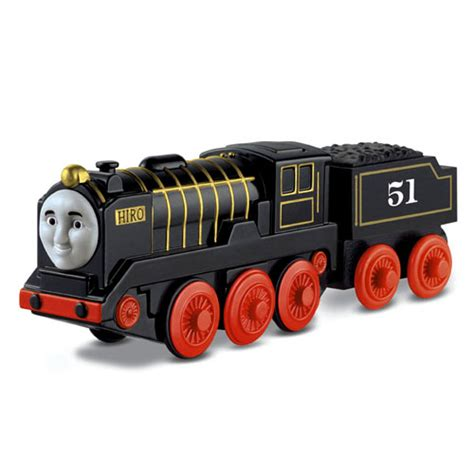 Fisher Price And Friend Seri Hiro mattel y4108 battery operated hiro friends wooden railway by fisher price y4108