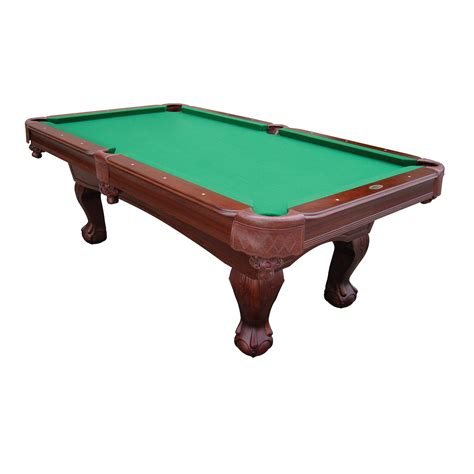 Pool Table Kmart by Sportcraft 90in Kingsford Billiard Table With Cue Rack