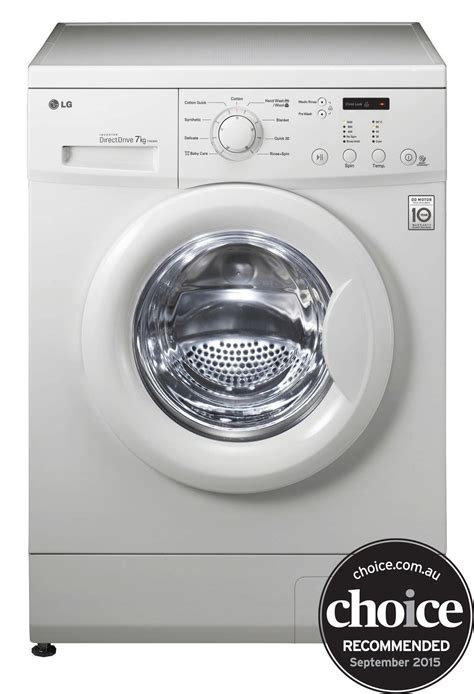 Lg F8008nmcwabwpein Washing Machine Front Loading lg wd1200d 7kg front load washing machine reviews appliances