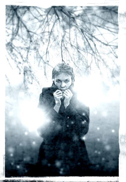 tutorial photoshop winter how to create a cold snowy winter scene in photoshop
