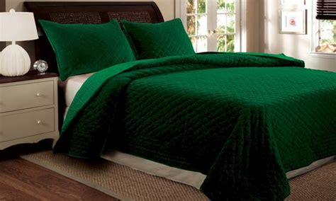 hunter green comforter grey and teal bedding