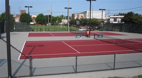 Louisville Kentucky Court Search Tennis Court Resurfacing Repair Louisville Ky