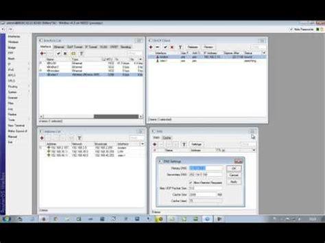 cara membuat hotspot mikrotik winbox cara setting hotspot mikrotik dengan winbox youtube