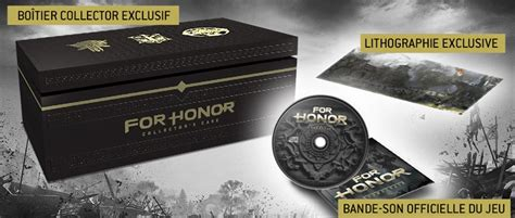 Promo For Honor Collector Edition Ps4 for honor ubisoft 233 dition limit 233 e gold season pass dlc