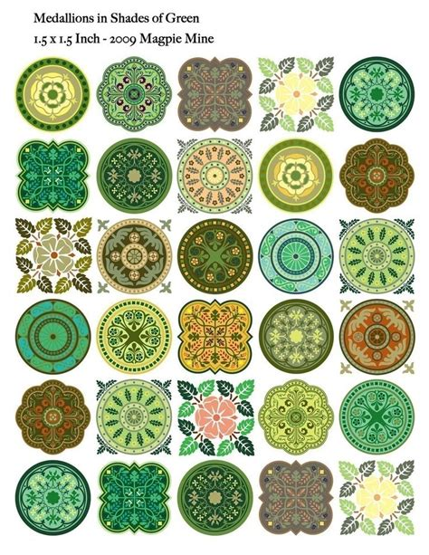 Circles During Detox by Best 25 Shades Of Green Ideas On Green