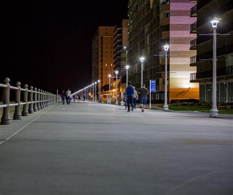 virginia boardwalk lights boardwalk lighting replacement city of virginia