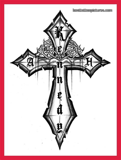 christian cross tattoo designs new tattoos jijek