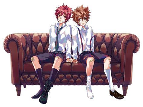 anime couch katekyo hitman reborn 209380 zerochan