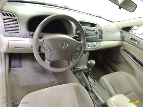 2006 Toyota Camry Interior by Taupe Interior 2006 Toyota Camry Le Photo 72188133 Gtcarlot