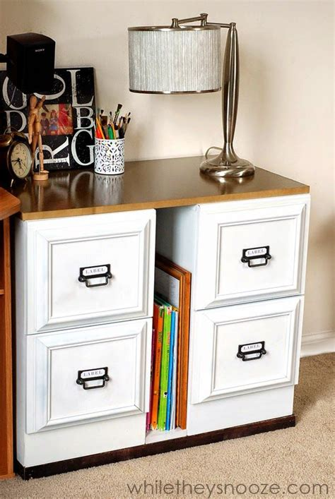 ideas for metal file cabinets 25 best ideas about metal desk makeover on