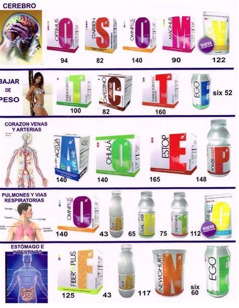 imagenes nuevas productos omnilife vida sana con omnilife multivitaminicos y suplementos