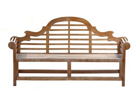 teakwood bench lutyens 4 seater teak bench humber imports uk humber