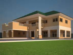 5 Bedroom Homes 5 Bedroom House Plan In Ghana Arts