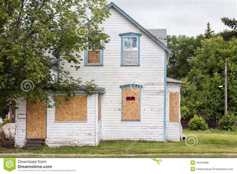 condemned house old condemned house stock photo image 44444586