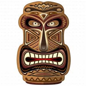africa ethnic mask totem by bluedarkat graphicriver