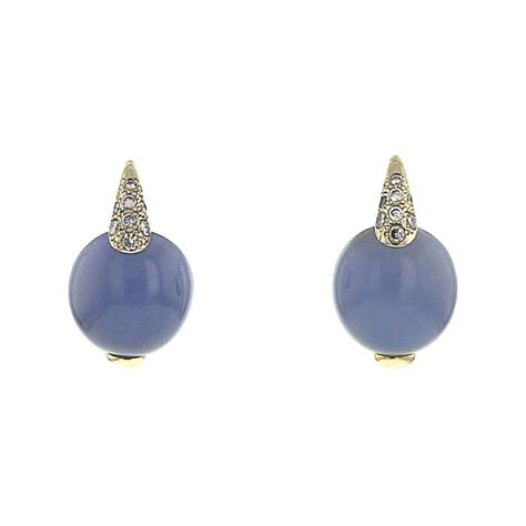 pomellato earrings pomellato earring 341385 collector square