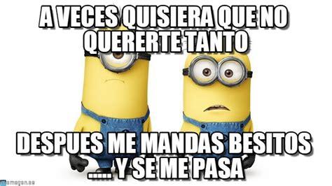 Memes De Minions - memes de los minions en espa 241 ol imagui