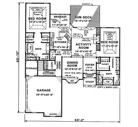 one story house plans with two master suites house plans with 2 master suites one story house plans two