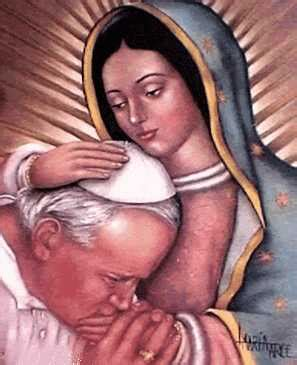imagenes virgen de guadalupe con el papa eleuterio fern 225 ndez guzm 225 n blog mera defensa de la fe