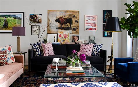 Living Room Mismatched Ls The Sophisticate July 2012
