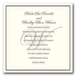wedding invitation wordings friends   wedding love