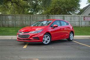 2017 chevrolet cruze hatchback release date price and