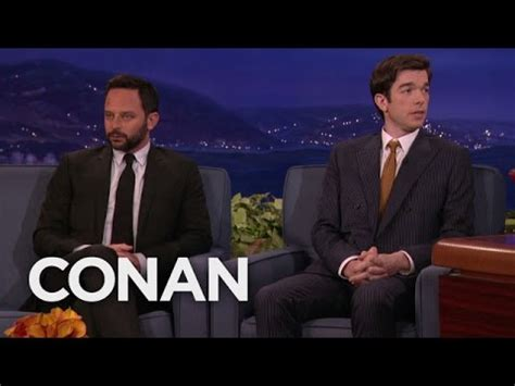 nick kroll conan conan repairs nick kroll john mulaney s friendship