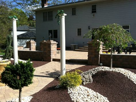 Paver Patio Nj by Paver Patio Contractor Nj New Jersey Masonry Contractor