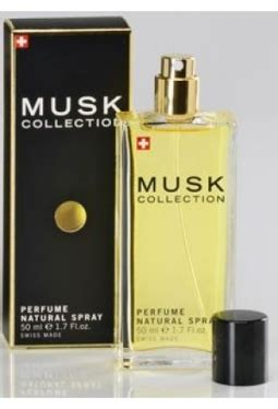musk collection perfume nat spray fl 100 ml musk