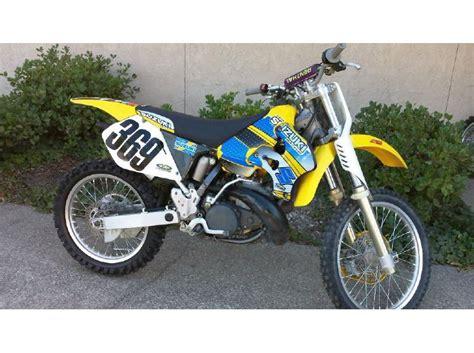1997 Suzuki Rm250 For Sale 1997 Suzuki Rm250 For Sale On 2040motos