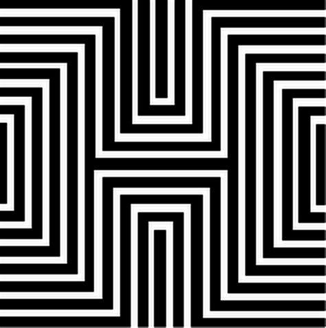 big line line illusions