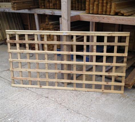 3ft Trellis Rhf Fencing Supplies Isle Of Wight