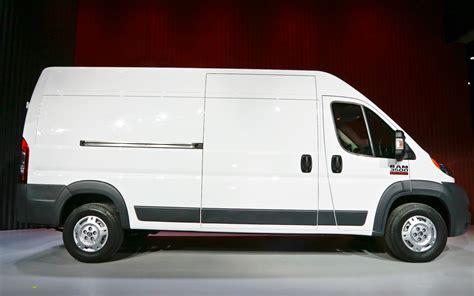 dodge commercial van ram promaster 4x4 conversion autos post