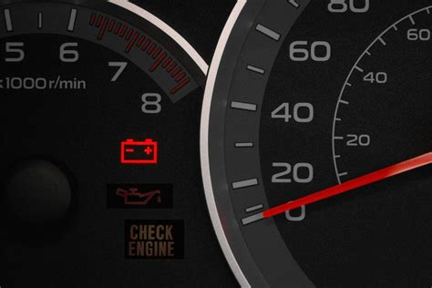 resetting laptop battery meter what the battery light means on your dashboard