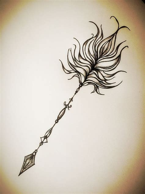 how to design my own tattoo arrow my inspiration tonight my own design