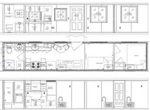 Free Floor Plans For 8x40 Shipping Container Energistx Shelters 8x40 Ft Instant Housing Shipping
