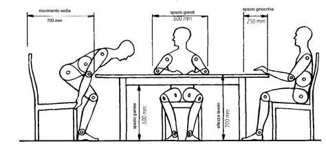 altezza tavolo da pranzo come costruire un tavolo le misure per non sbagliare