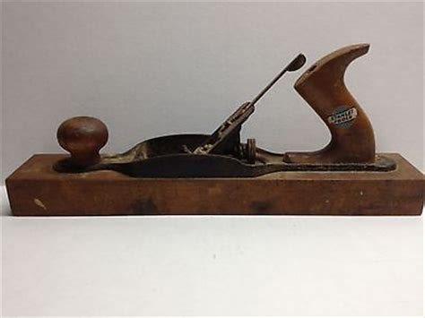 baileys woodworking antique vintage stanley bailey tools wood plane carpentry