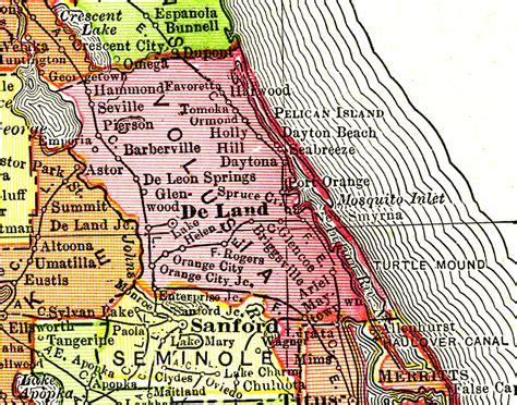 Volusia County Fl Warrant Search Volusia County 1917