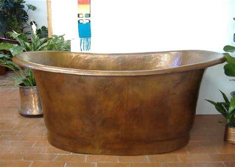 mexican bathtub free standing copper bathtubs mexican copper bath tubs free standing tubs