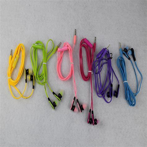 colorful headphones headphone reviews cheap colorful earphones for mobile