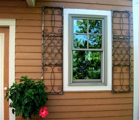 Exterior Shutters Window Shutters Outdoor Rooms